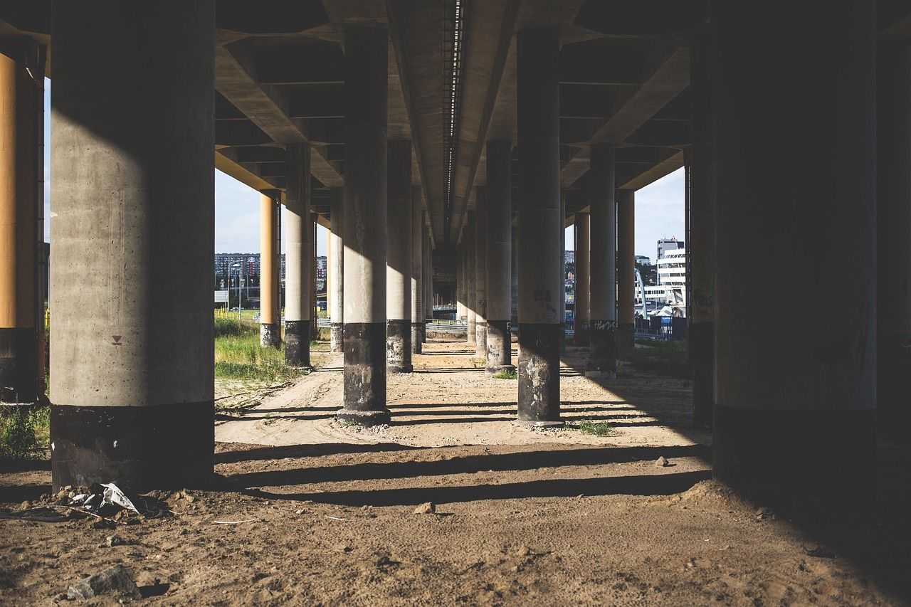 Roundup Texas – Underneath the Overpass